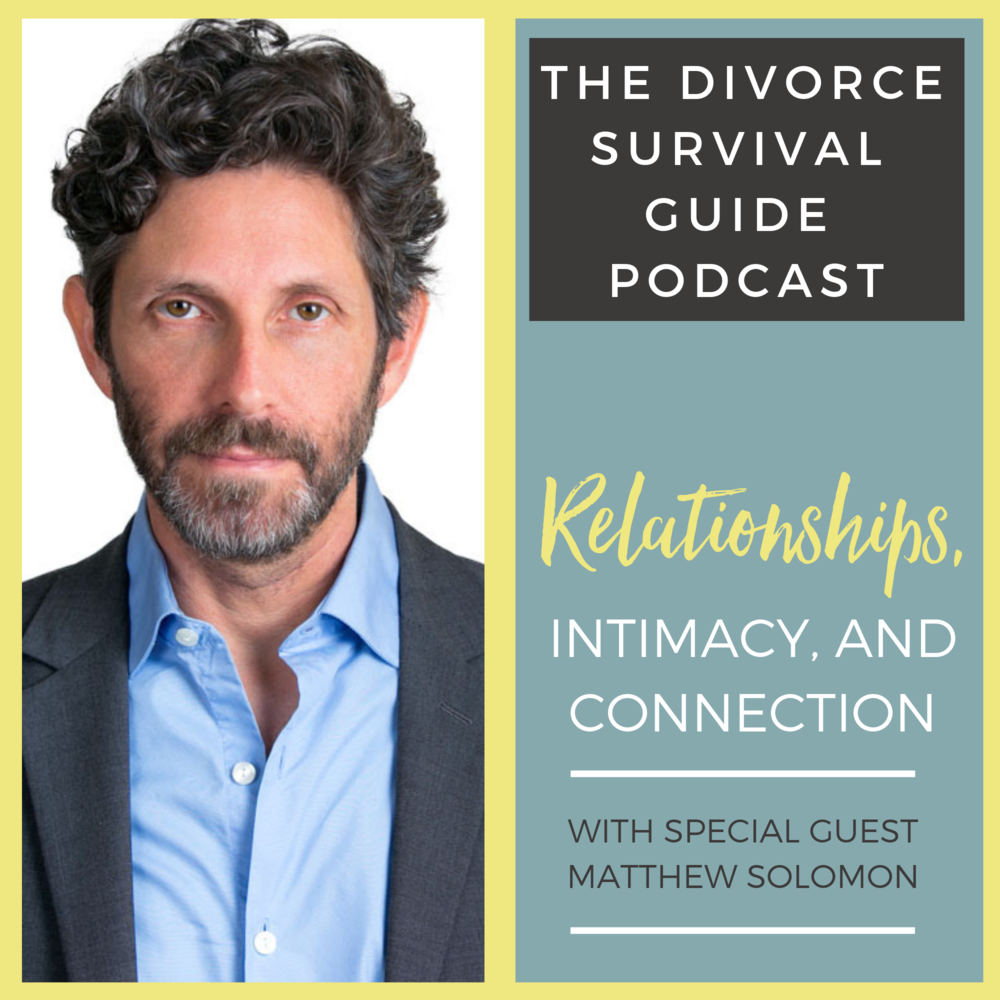 Divorce Survival Guide Podcast — Kate Anthony, CPCC, The