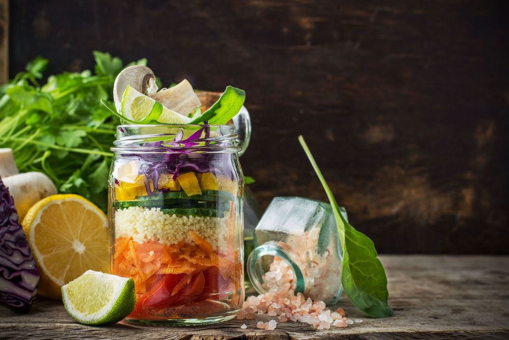 Nutrition and healthy living