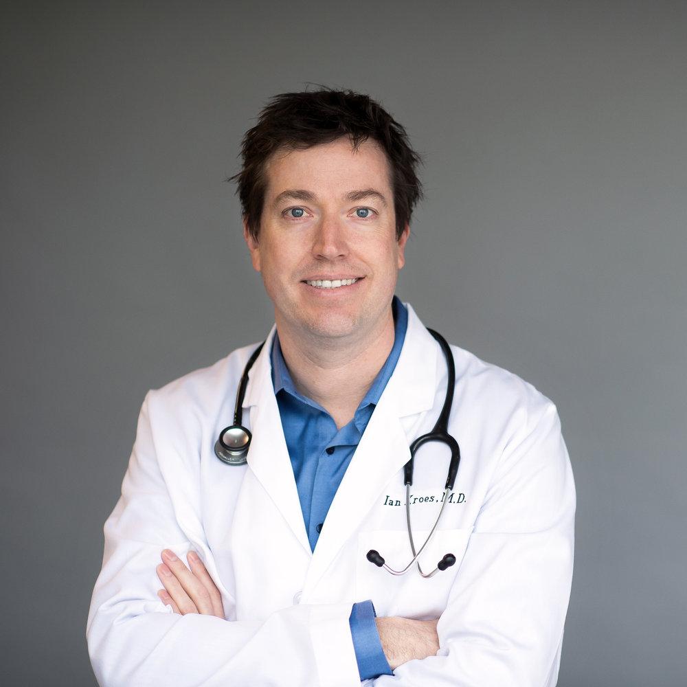Ian Kroes MD