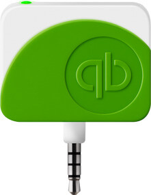 Mobile QuickBooks EMV Card Reader