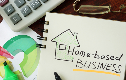 Starting a home-based business. Is working from home right for you?