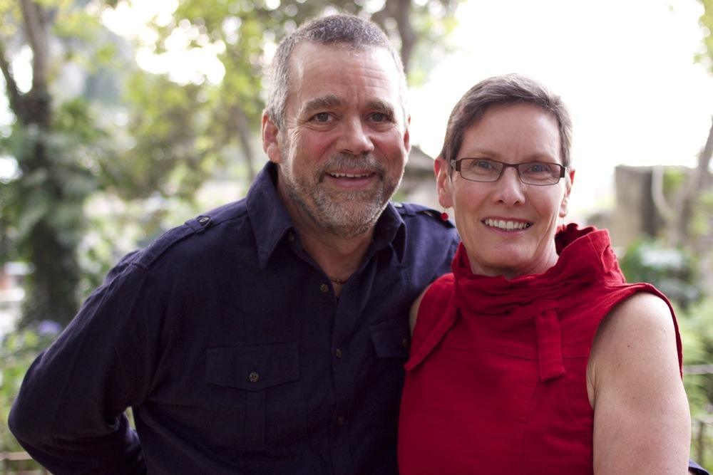 Stan and Grace Hindmarsh, Abbotsford, BC