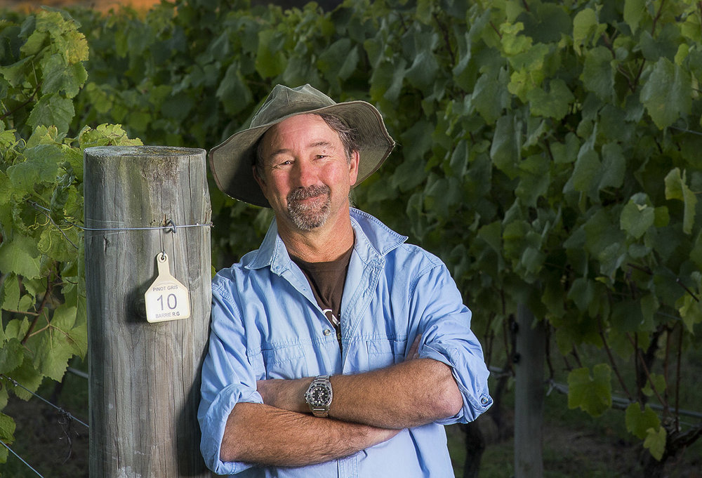 Johnny Hiscox | Whenua Matua Vineyard Manager