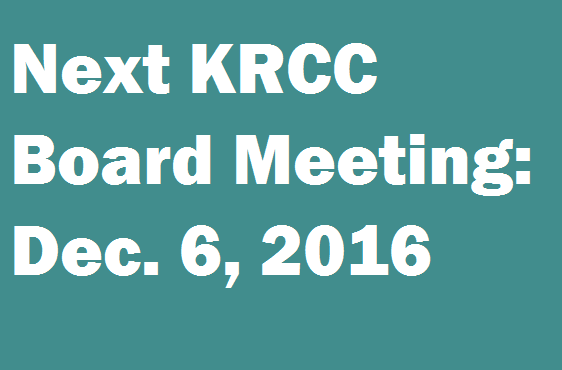 Board agenda and packet will be available 5 calendar days before the meeting.