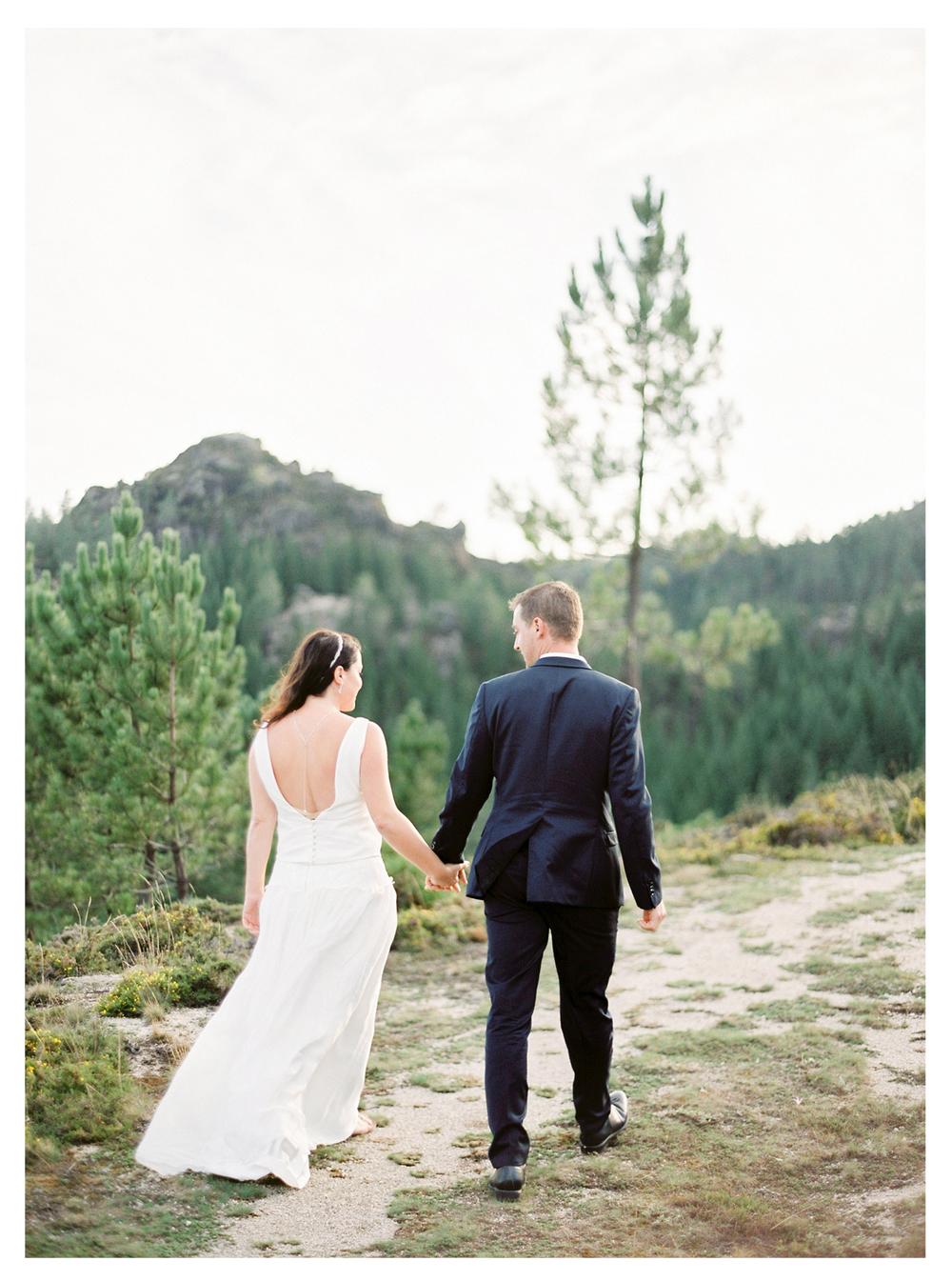 Film wedding photography portugal