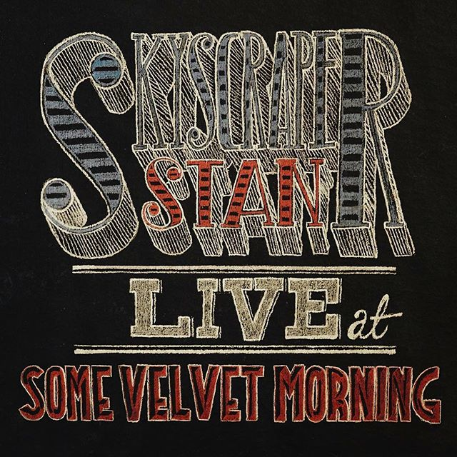 "First track from ""Live at Some Velvet Morning"" is up on Soundcloud! Cover by my m8 Kelly Day."
