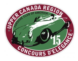 "Official Venue for the 2015 Porsche Club of America ""Concours D'elegance"""