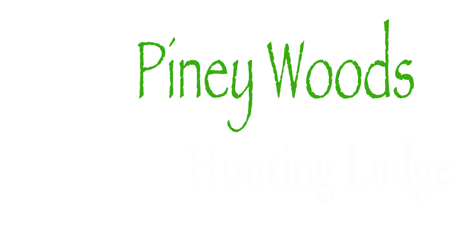 Piney Woods Hunting Lodge | Alabama Hunting Lodge, Deer, Wild Hog, Turkey, and Duck