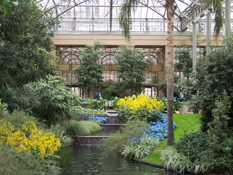 The East Conservatory at Longwood Gardens. — Lively One/Flickr