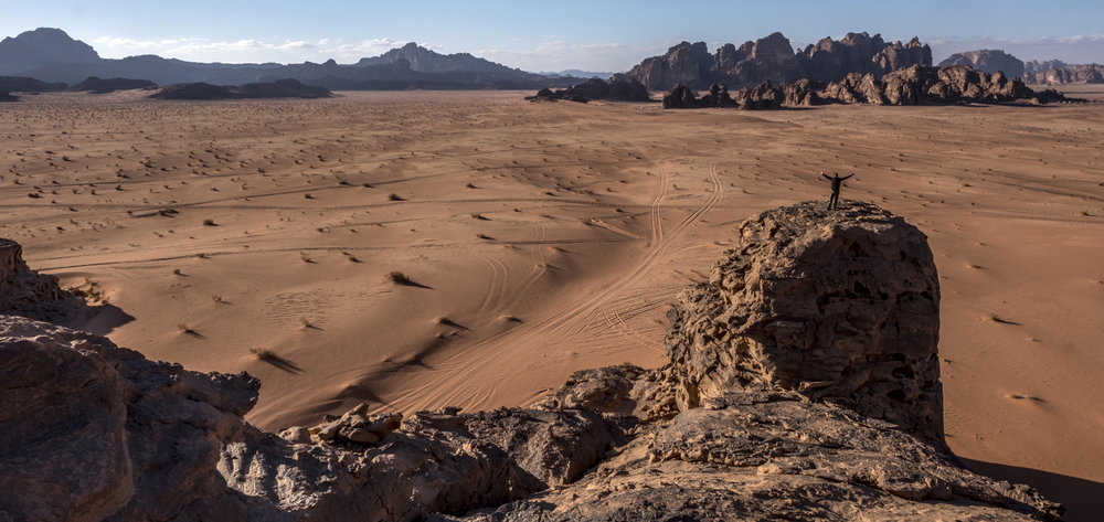 Wadi Rum - An otherworldly place known as the valley of the moon