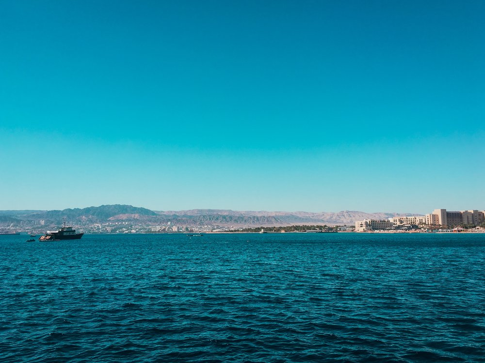 Aqaba - gateway to the red sea