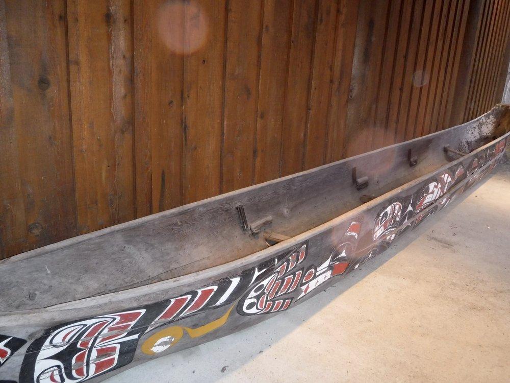 Cedar Canoe