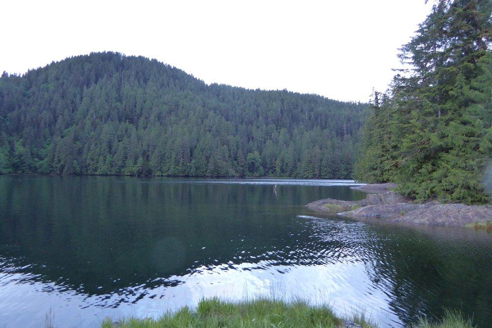 Lake or ocean?