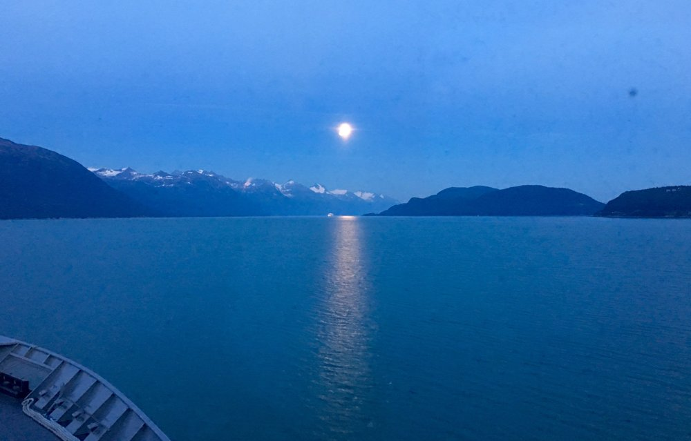 Inland Passage 2016 — Seeking Horizons