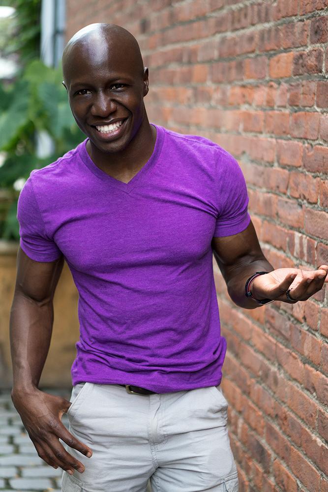 Real Men Wear Purple