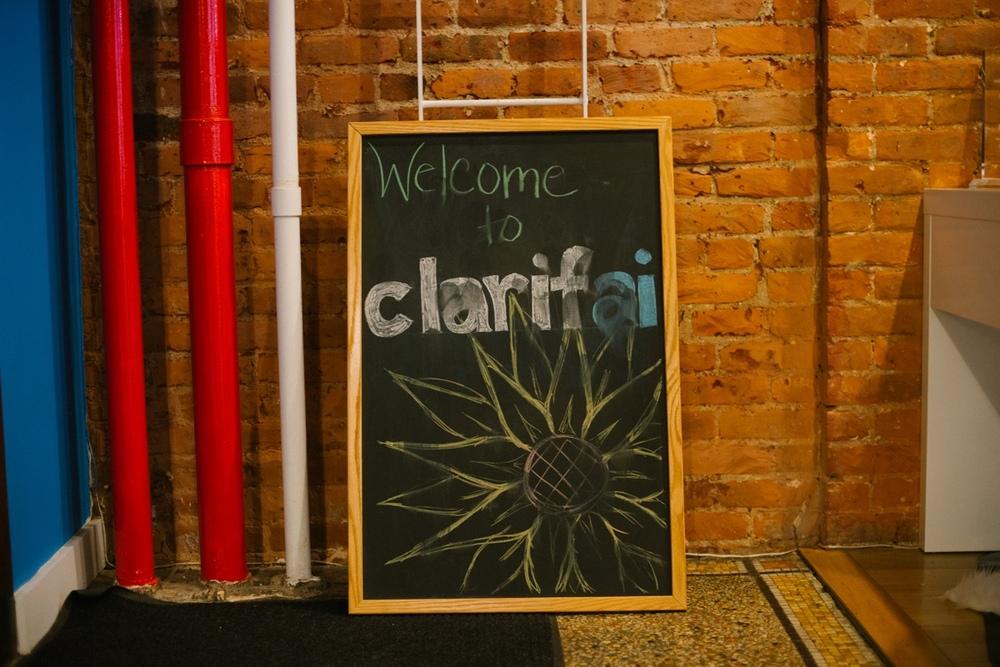 Clarifai_Welcome