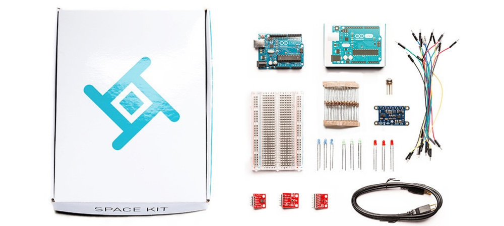 The Ardusat Space Kit