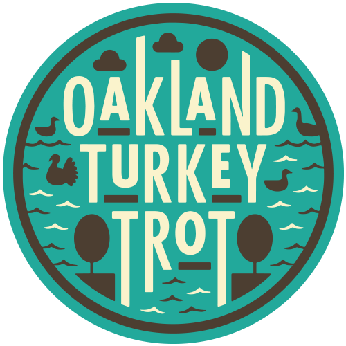 Oakland Turkey Trot | 5K Run & Walk | Oakland, CA