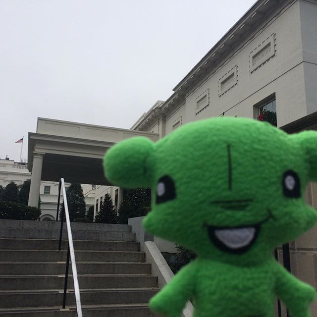 #Wuzzits in Washington DC this week! Brainquake attended by special invitation to the #WhiteHouse Office of Science and Technology to discuss the use of games for innovative learning and assessment #gbl #games #education #math #wuzzittrouble #wuzzits #brainquake #keithdevlin