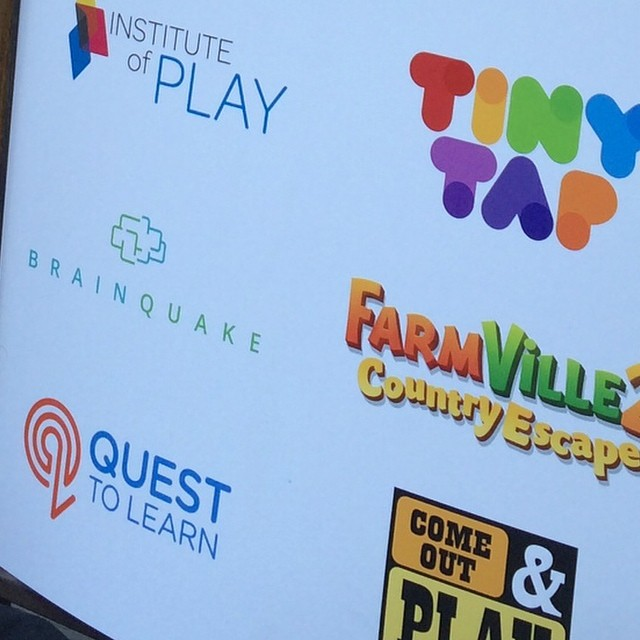 #brainquake was a featured company at the 2014 #gamesforchange #g4c conference/ TriBeCa film festival