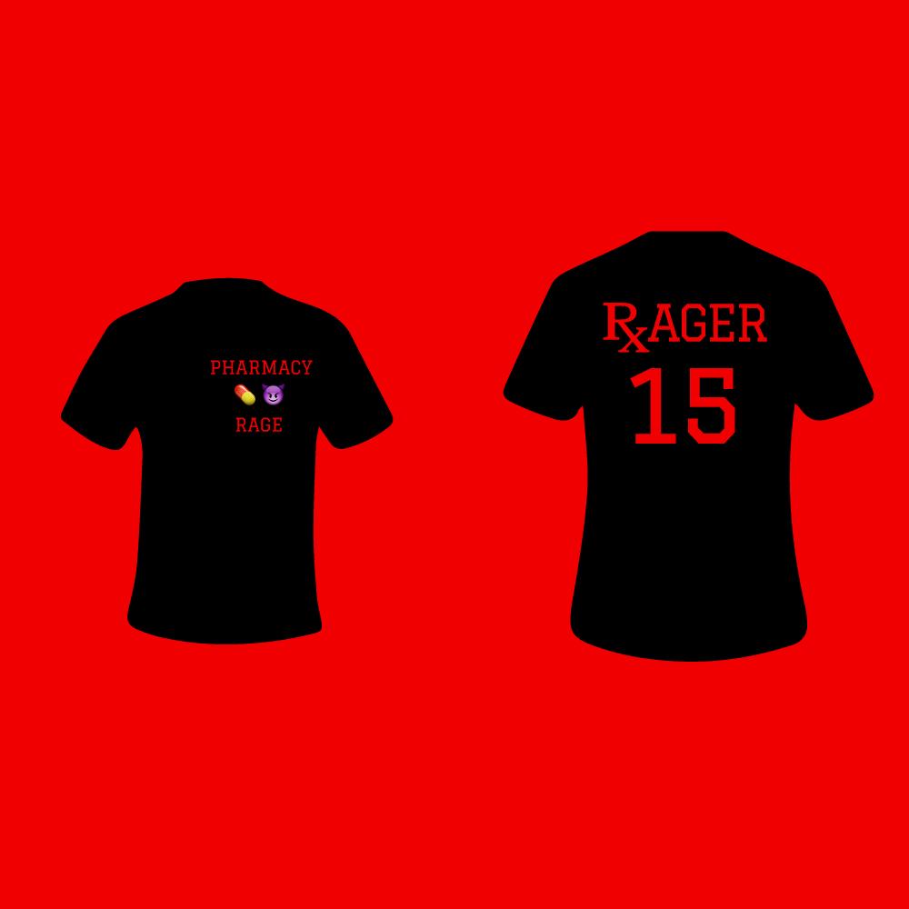 RxAGER T-Shirt Concept