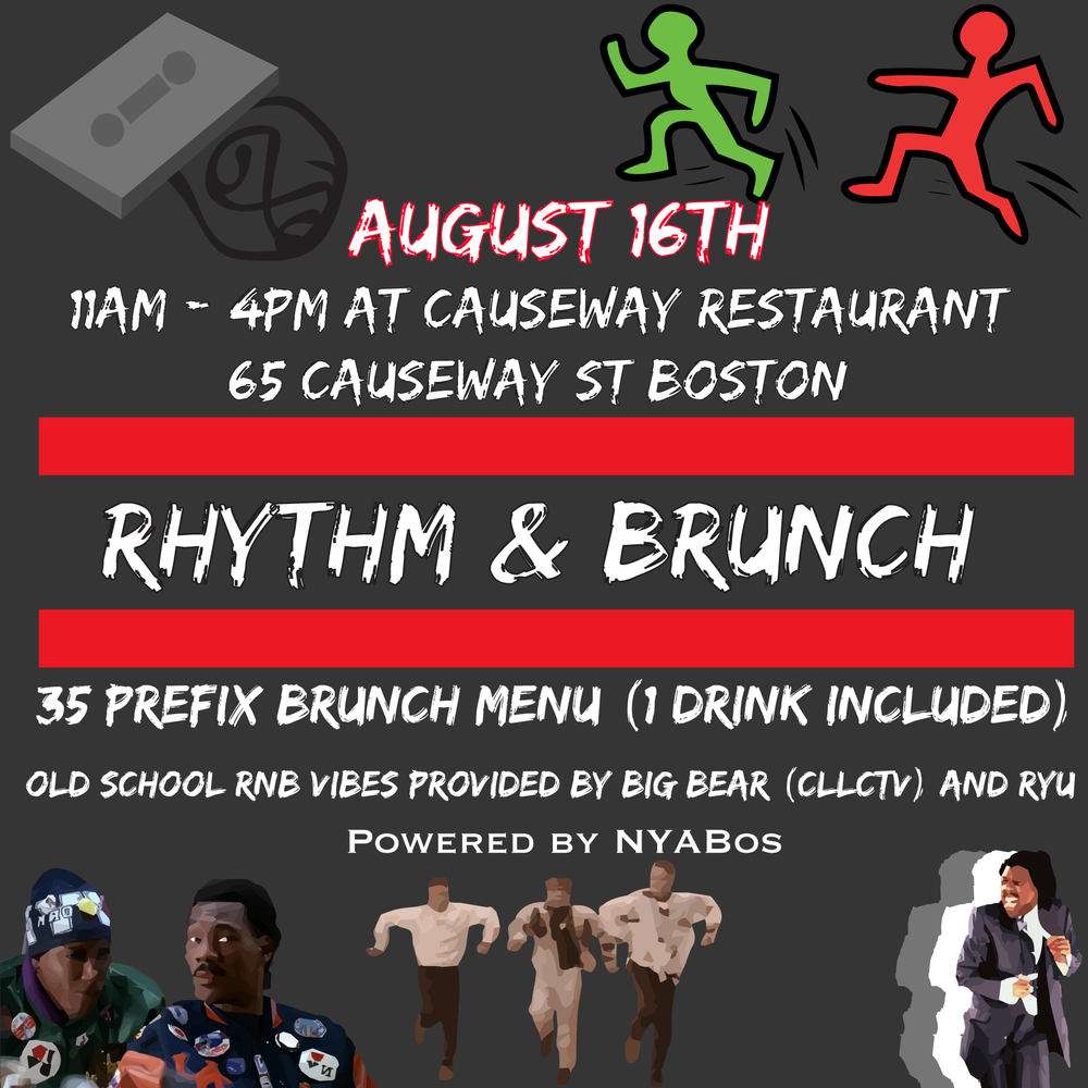 R&Brunch Flyer
