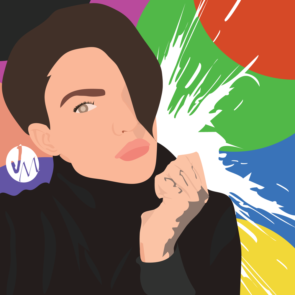 Ruby Rose Portrait