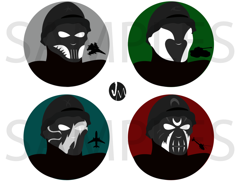 Soldier Icon Concept