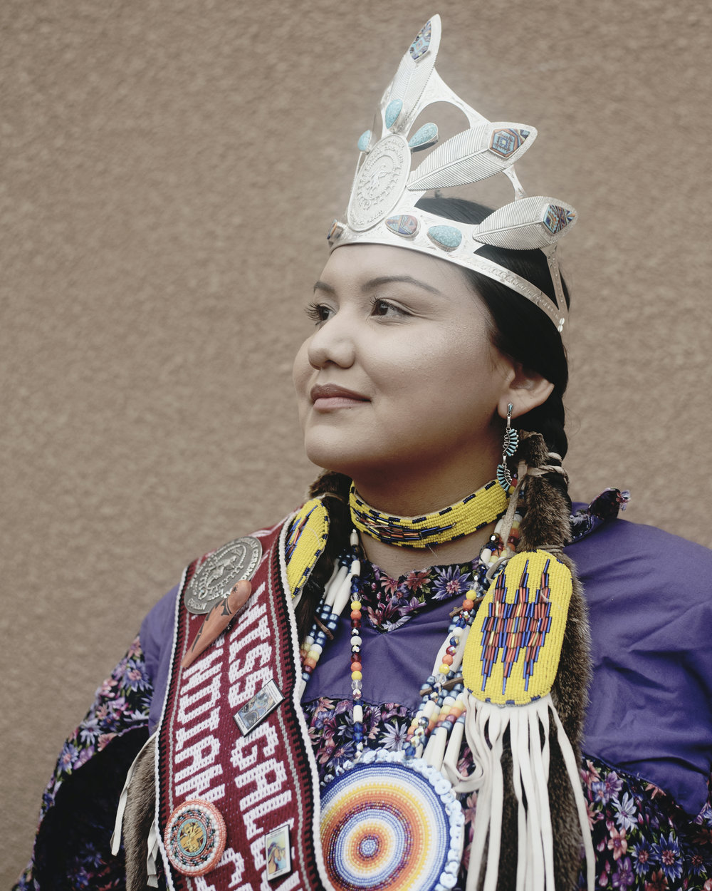 Lindsey Standoval, Miss Intertribal Ceremonial 2016