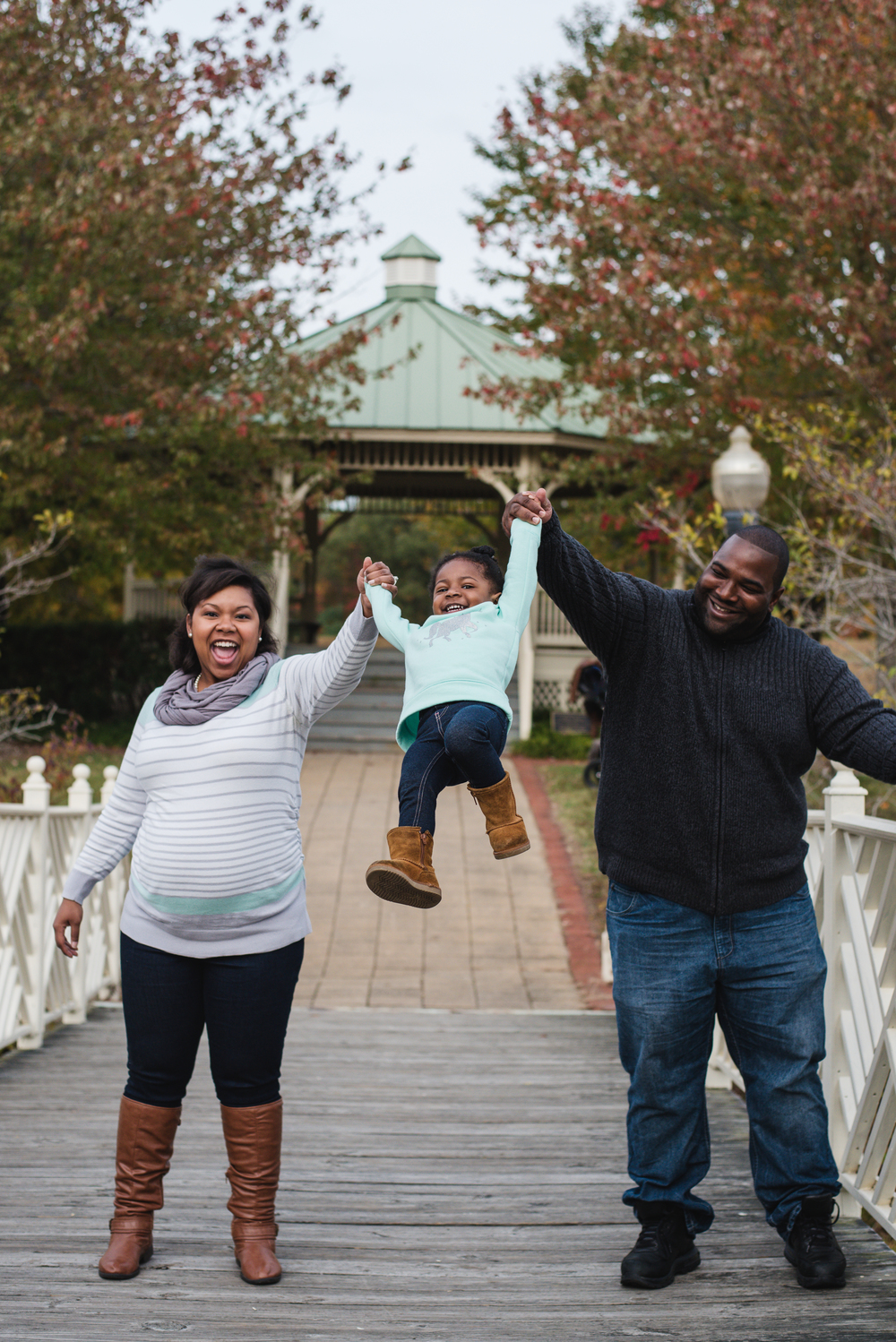 Annapolis, Maryland maternity session
