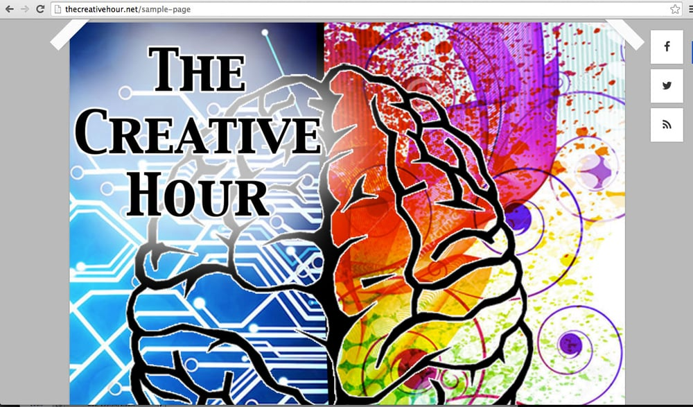 The Creative Hour
