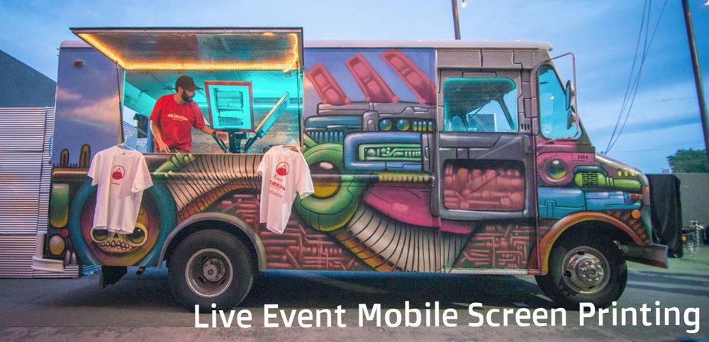 LiveEventScreenPrinting