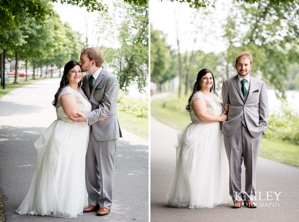 026 - Rochester NY wedding pictures - Erie Canal first look.jpg
