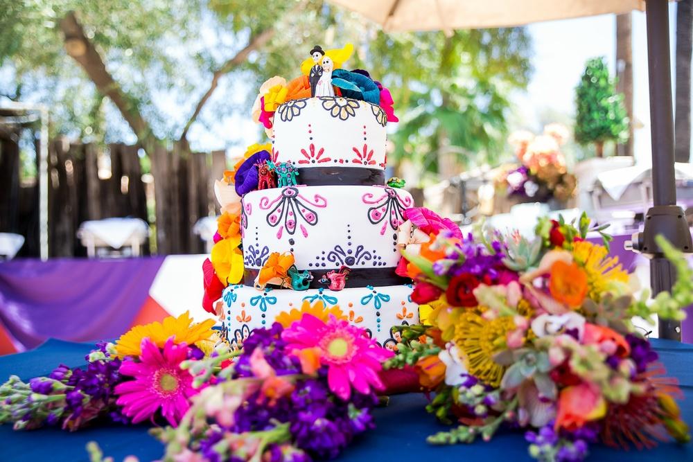 Copy of phoenix wedding cake