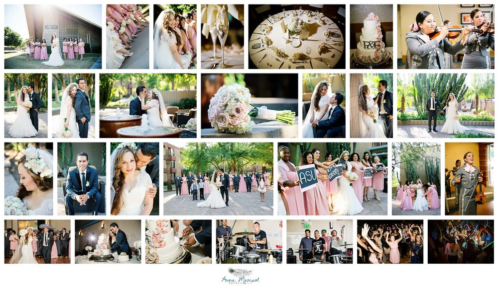 Double Tree by Hilton Wedding