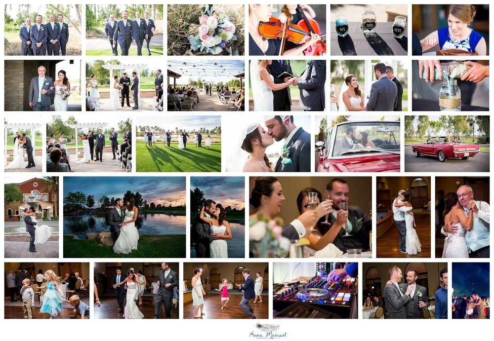 Southern Dunes Golf Club Wedding