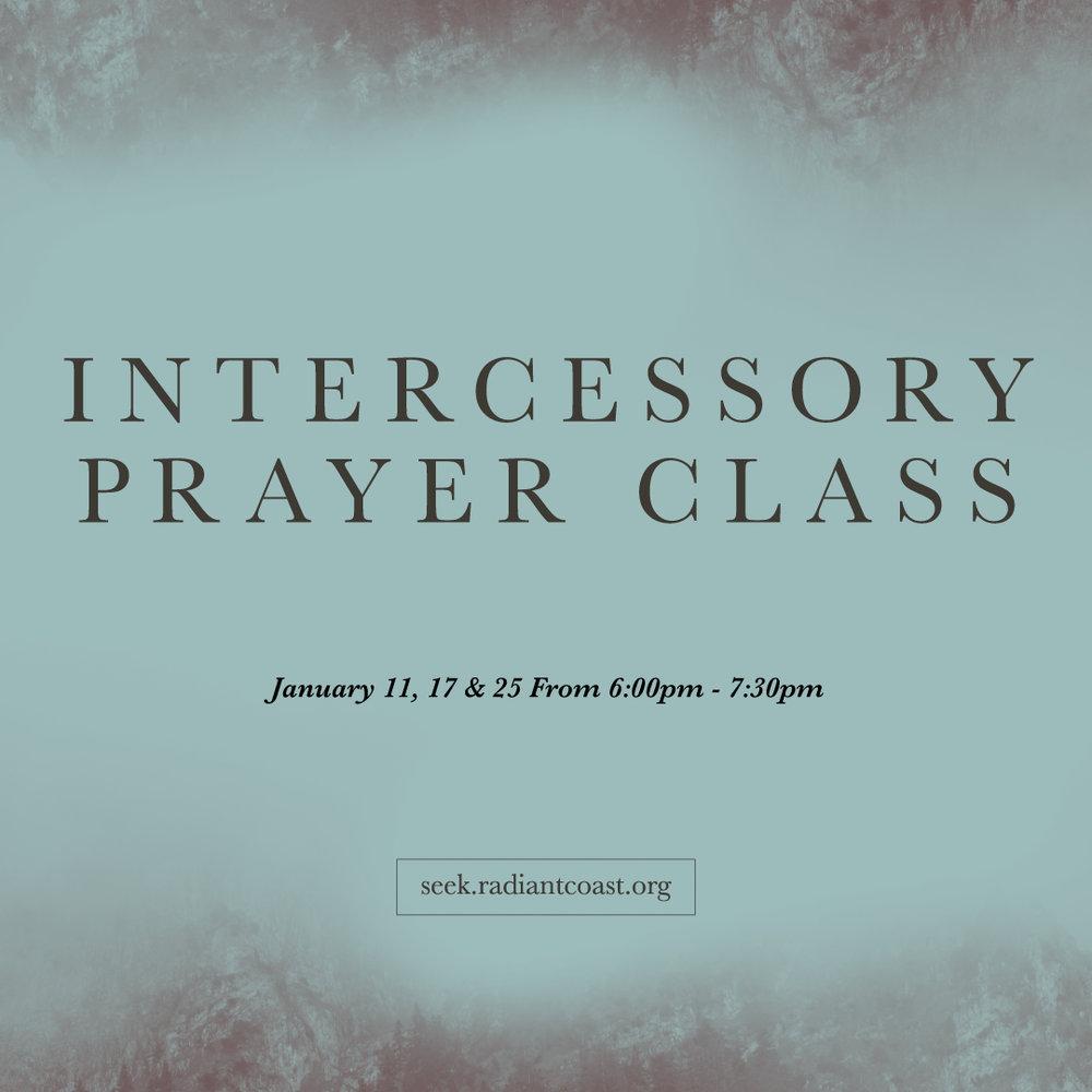 SEEK | Intercessory Prayer Class | Square.jpg