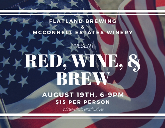 Join Us For an Exclusive Beer and Wine Tasting Event. - $15 for Beer and Wine Tasting Plus Live Music