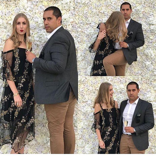 Love this White Wall montage from @tassnogram! 💁‍♀️ #boutiquebackdrops #aucklandflowerwall #flowerwallauckland #aucklandweddings