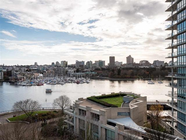 905-1288 MARINASIDE CRESCENT - $1,399,000