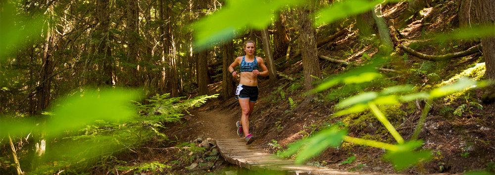 Whistler Trail Running