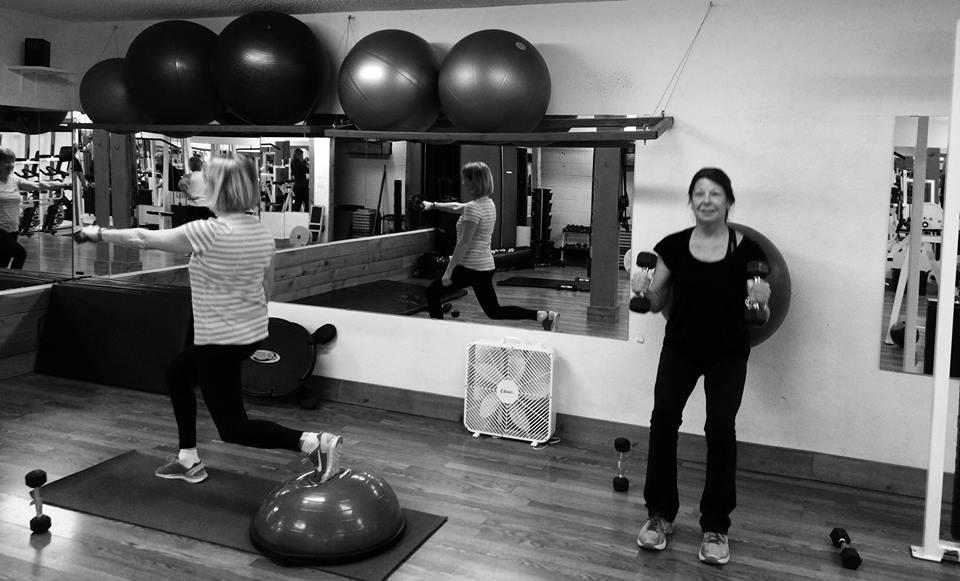 women weights class whistler
