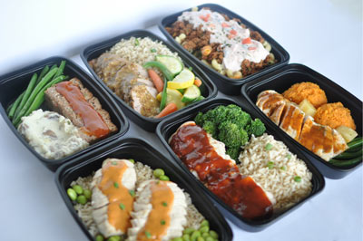 Vancouver Muscle Meals - Muscle Meals believes that healthy food does not mean you have to sacrifice flavor. This is not a traditional restaurant, but a delivery service that works with the Whistler Creek Athletic Club. You order what food you want for the week from their website and then pick up from the gym every Wednesday. This is a great option if you prefer to eat at home, but do not have time to grocery shop or meal prep. This is also a great option if you have strict food requirements. You can easily make sure every meal is hitting your target goals of protein, fat and carbs.We recommend: Peanut Chicken Stir fryWebsite: www.vancouvermusclemeals.com/