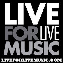 liveforlivemusic