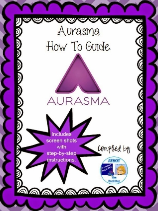 Aurasma How to Guide cover.JPG