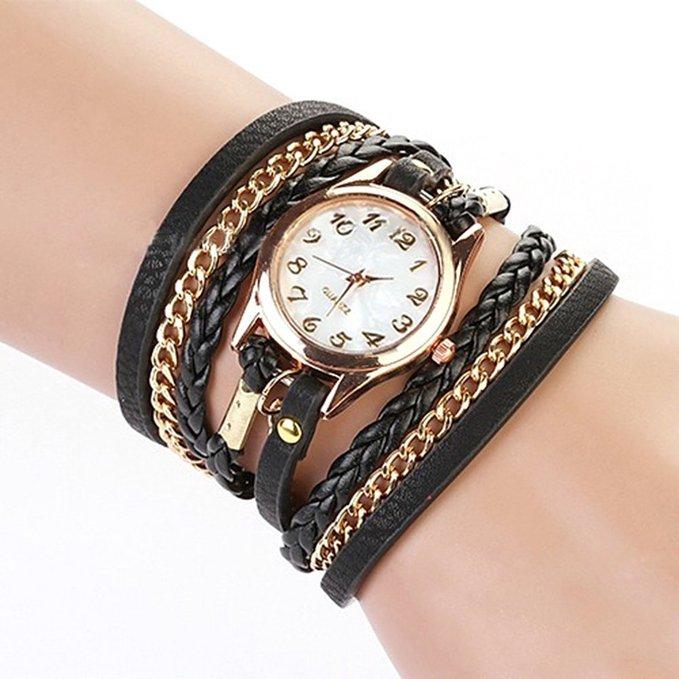 Wrist Wrap Watch