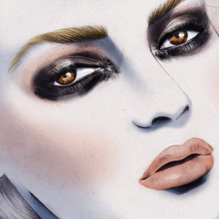 Kelly Thompson Illustration MAC Cosmetics