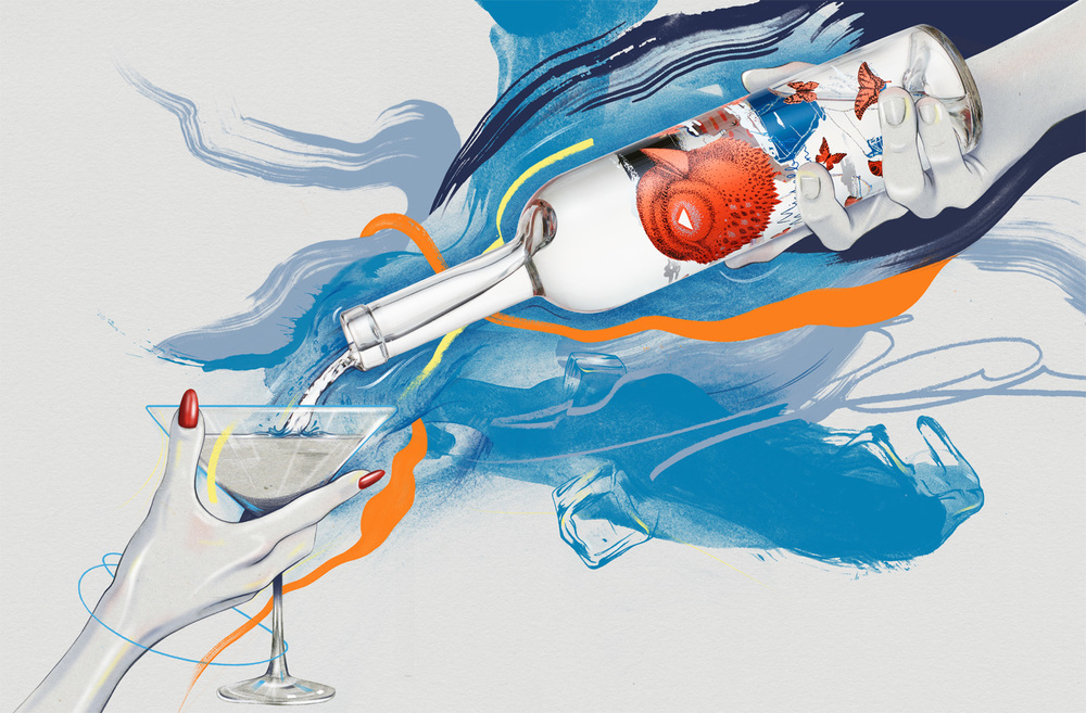 Kelly Thompson Illustration Melbourne blog Bloomberg