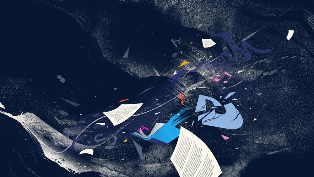 Kelly Thompson Illustration blog UNA