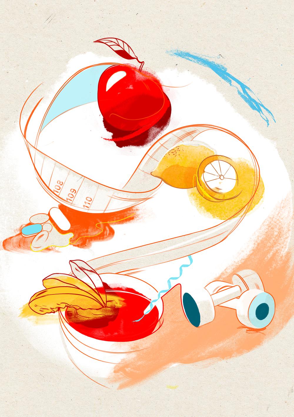 Kelly Thompson Illustration blog Melbourne
